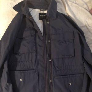 Madewell jacket / rain shell